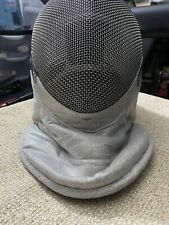 Excellent Condition Authentic Negrini Fencing Mask Shield Protector sz M