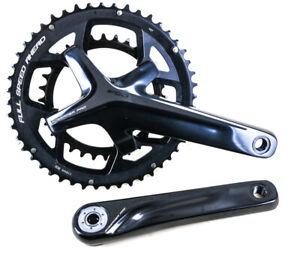 FSA Gossamer Pro BB386 EVO Cyclocross Bike Crankset 48/32T 172.5mm N10/11s NEW