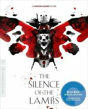 The Silence of Lambs Criterion Collection Special Edition 4k Ultra HD Blu-ray