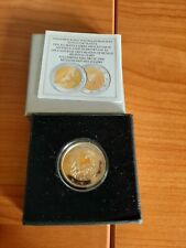 Finland 2 Euro Commemorative PROOF Coin 2008 HUMAN RIGHTS 60 YEARS - NEW in Box