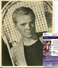 JACKIE COOPER CHILD ACTOR TWILIGHT ZONE SIGNED PHOTO AUTOGRAPH JSA AUTHENTICATED
