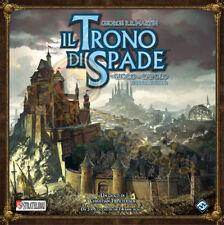 ASMODEE - IL TRONO DI SPADE: IL GIOCO DA TAVOLO - ITALIANO Seconda Edizione