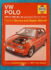 Manuals/Handbooks Volkswagen Car Service & Repair Manuals