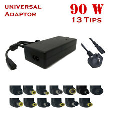 UNIVERSAL LAPTOP CHARGER 90W HP ASUS ACER DELL SONY POWER ADAPTOR WITH 13 TIPS
