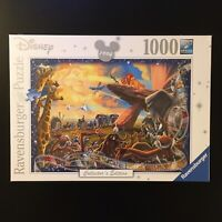 Ravensburger Disney Lion King Collector's Edition Jigsaw Puzzle 1000 Pieces NEW