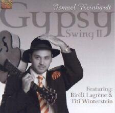 Reinhardt, Ismael - Gypsy Swing II CD NEU