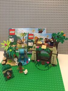 Lego Disney 41149 Moana's Island Adventure Complete with Manual, Excellent.