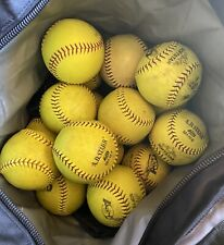 Ad Starr 12� Softballs - Soft Training Balls For Indoor 12 Balls $ 70 Bucks New