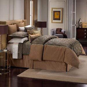 Jennifer Lopez DECO RADIANCE 4pc Comforter Set, QUEEN, New in  Package, MSRP$390