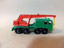 Matchbox 8-Wheel Crane Truck No 30-C Lesney - C8