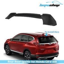 For Honda CR-V CRV 5th SUV Rear Roof Spoiler Wings OE Type Painted