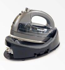 Panasonic 360 Freestyle Cordless Steam Iron NI-WL605 Charcoal New