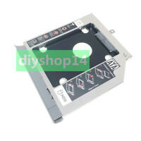 2nd HDD SSD Optical Hard Drive Caddy for Lenovo ideapad 320 330 520 with bezel