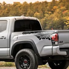 Toyota Tacoma TRD side bed graphics decal sticker model 1