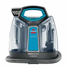 New Bissell SpotClean Cordless Portable Spot Cleaner 1570 Free Shipping
