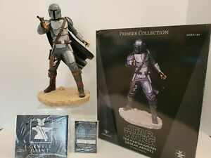 Star Wars The Mandalorian 1/7 Scale Statue by Gentle Giant