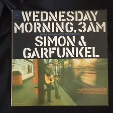 Simon & Garfunkel Wednesday Morning, 3 A.M. vinyl MONO CL 2249 play tested NM