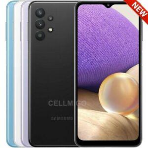 """Samsung Galaxy A32 (128GB, 4GB) 6.4"""" Dual SIM GSM Unlocked 4G VoLTE A325M/DS"""