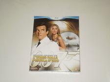 007 L'UOMO DALLA PISTOLA D'ORO - BLU-RAY DISC 2009 NUOVO! SIGILLATO! JAMES BOND