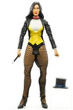 "DC Universe Classics ZATANNA ZATARA 6.25"" Action Figure Wave 14 DCUC Mattel"
