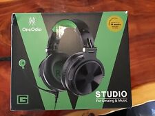 OneOdio Stereo Wired Over Ear Headphone Studio Dynamic Stereo With Mic