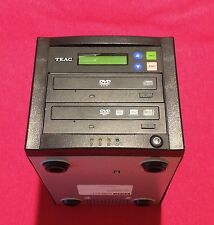 TEAC DVW-D11  DVD and CD Duplicator w/ Power Cable