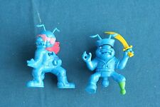 army Ants blue team action figure 1987 hasbro vintage toy 80's vintage game