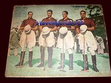 POLO - VENADO TUERTO BUENOS AIRES CUP CHAMPION 1943 Original Poster