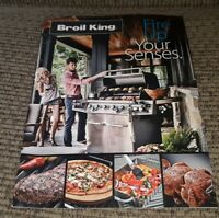 Broil King 2018 complete line BBG GRILL CATALOG Imperial Regal Baron Sovereign