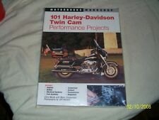 101 Harley Davidson Twin Cam Performance Projects Book