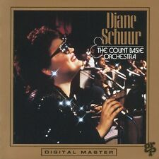 & The Count Basie Orchestra - Diane Schuur (2014, CD NUOVO)