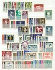 Autriche 1945-90 ** CA 2000 marques (l5988d