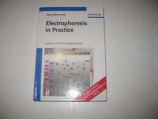 Electrophoresis in Practice von Reiner Westermeier  , 4. Aufl. 2005
