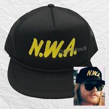 Axl Rose NWA Replica Embroidered Hat Guns N Roses Hip Hop Dr Dree Trucker Cap