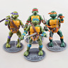 4 Pcs Teenage Mutant Ninja Turtles Action Figure TMNT Vintage Collection Set NEW