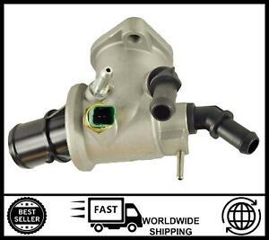 Thermostat Housing + Sensor FOR Fiat Croma, Grande Punto, Sedici 1.9 D Multijet