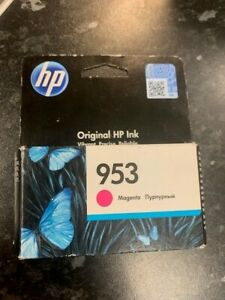 Genuine HP 953 Magenta Ink Cartridges For HP OfficeJet Pro - EXP DEC 2021