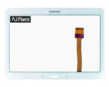 Samsung SM-T530NZWAXAR TABLET White Front Screen Digitizer TouchPad Glass 10.1""