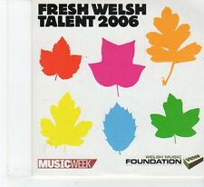 (FR76) Music Week Presents, Fresh Welsh Talent, 18 tracks - 2006 CD