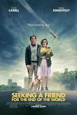 Seeking A Friend For The End Of The World Movie Poster 24in x 36in