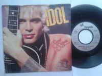 "Billy Idol / Eyes Without A Face 7"" Single Vinyl 1987 mit Schutzhülle"