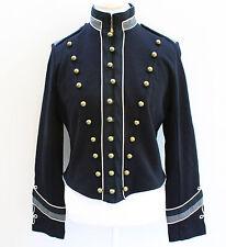 NEW* Ralph Lauren Denim Supply Women Military Army Embroidered Officer Jacket XL