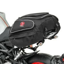 Hecktasche Bagtecs X50 für Harley Street Glide (FLHX) Soziussitz Tasche schwarz