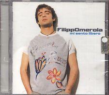 FILIPPO MEROLA - Mi sento libero - CD 2003 SEALED SIGILLATO