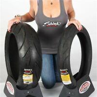 120/70 18, 200/50 17 Shinko 011 Verge Radial Tire Kit