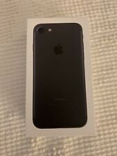 NEW APPLE iPhone 7 BLACK - 32GB FOR VERIZON