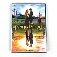 The Princess Bride (Dvd, 2007, 20th Anniversary Collector's Edition) New Sealed!