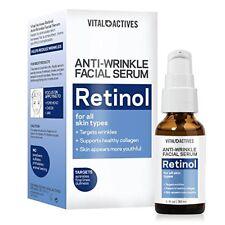 Vital Actives Anti-aging Retinol Beauty Oil 1 fl. oz