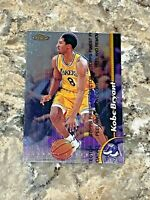 1999-2000 Topps FInest Kobe Bryant #175 Los Angeles Lakers Basketball Card