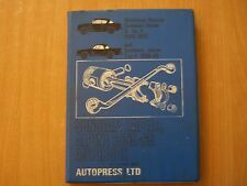 Sunbeam Alpine / Rapier 1959 - 1965 Workshop shop service repair manusl